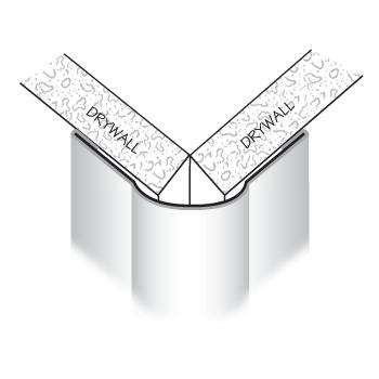Paper Faced Nail-On Cornerbead – Clinch-On Cornerbead Company